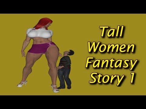Tall woman sex stories 4