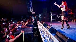 K. Michelle Live in Club Amazura