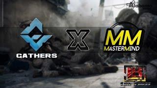 MasterMind VS Gathers SEMI-FINAL 17/11/2014