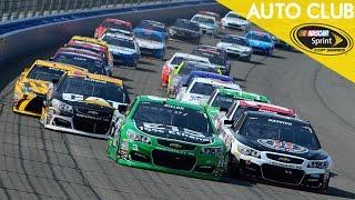 NASCAR Sprint Cup Series - Full Race - Auto Club 400