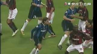 جميع أهداف ديربي ميلانو الانتر وميلان من 2005 إلى 2014