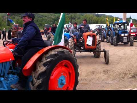 Raduno trattori Vacri