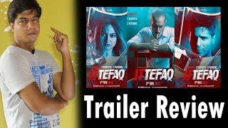 Ittefaq | Trailer Review | Siddharth Malhotra | Sonakshi sinha | Akshay Khanna
