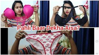 OMG Aisi Bra Pehli Baar Try Ki Maine||Get bras for FREE using this Shyaway Offer