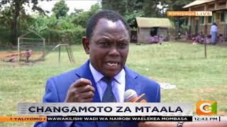 Changamoto za mtaala mpya  Kirinyaga #SemaNaCitizen