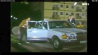 Aus Der Reihe Derrick - Mercedes-Benz S-Class W126