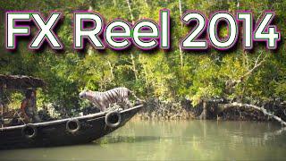FX Reel 2014