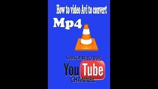 Pashto  How to convert video using VLC Player  mp4   (pashto)