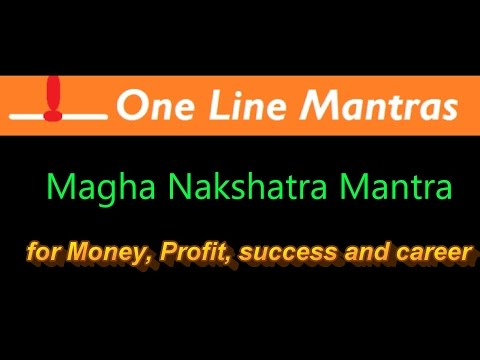 Xxx Mp4 Powerful Mantra For Money And Wealth For Magha Nakshatra 3gp Sex