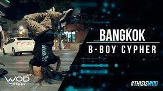 World of Dance Lifestyle Video - Bangkok B-Boy Cypher