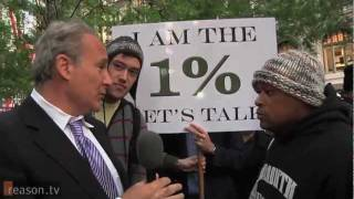 Wall Street CEO Peter Schiff visits