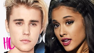 Justin Bieber Flirts With Ariana Grande & Gets Totally Rejected