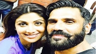 Shilpa Shetty & Suniel Shetty Just Recreated A Scene From Dhadkan