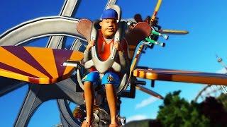 PIMP MY RIDES! | Planet Coaster #8