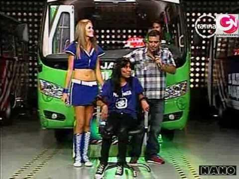 EL ÚLTIMO PASAJERO Perú 1er Programa 21 03 2011