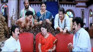 Phir Ek Most  Wanted - Hindi Dub - Comedy Scene 8