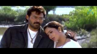 Devi Putrudu Movie Scenes - Soundarya's saree catches fire - Soundarya, Anjali Zaveri