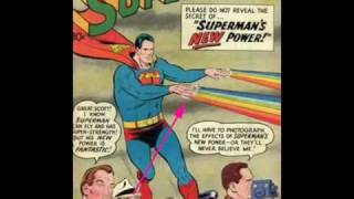 Disrespect Superman Proof that he's GAY!