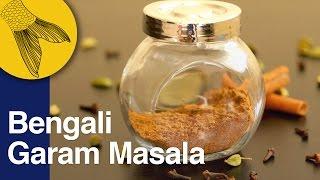 Bengali Garam Masala Powder Recipe