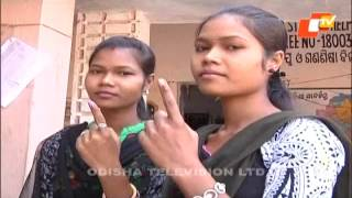 Voting in Malkangiri after 15 years