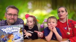 Wacky Wednesday 94 - Toilet Trouble by Hasbro