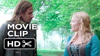 A Little Chaos Movie CLIP - Abandoned (2015) - Kate Winslet, Matthias Schoenaerts Drama HD
