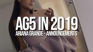 Ariana Grande - THANK U, NEXT ALBUM IN 2019 (AG5  info)