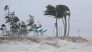 Deadly 'Cyclone Roanu' Alert for Odisha