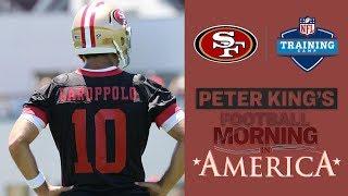 San Francisco 49ers Training Camp 2018: Three Things to Know I NFL I NBC Sports