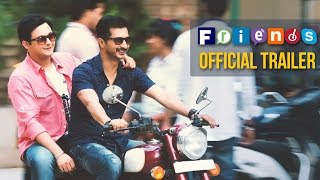 FRIENDS Official Trailer | Marathi Movie 2016 | R. Madhesh | Swapnil Joshi | Sachit Patil