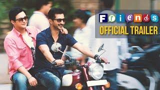 FRIENDS Official Trailer | Marathi Movie 2016 | R. Madhesh | Swapnil Joshi | Sachit Patil