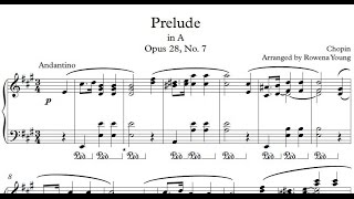 Prelude No. 1 in C Major, Johann Sebastian Bach - Piano arrangement