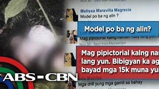 TV Patrol: Suspek sa pagkamatay ng dalagita, ka-chat umano ng biktima