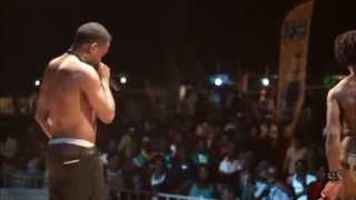 Salatiel Live in Buea (Trade Fair) performing Fap Kolo