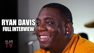 Ryan Davis on R Kelly, Iggy Azalea, Cardi B, Kim & Kanye, OBJ, 50 Cent (Full Interview)