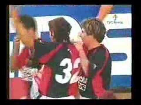 Gol de Miglionico a Union Minuto 89