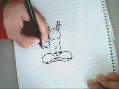 Desenho Subliminar sexo