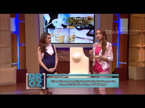 DR OZ INDONESIA - Cara Memerah Asi Yang benar (05/02/16)