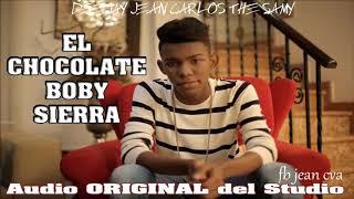 El Chocolate Boby Sierra ( Audio oficial + Letra )