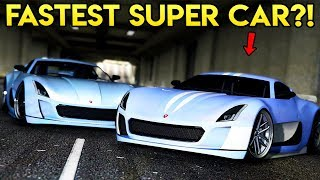GTA Online 'COIL CYCLONE' REVIEW - The QUICKEST Super Car Ever!? (Should You Buy)
