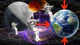Saindo da Matrix parte 46 - Evidências da Terra Plana parte 6 - Gravidade, Densidade e Eclipses