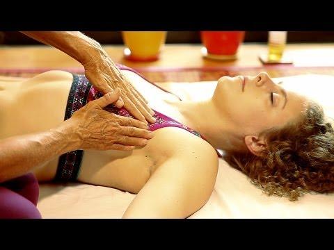 Lymph Drainage Breast Massage Therapy Technique How To Athena Jezik Psychetruth