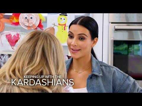 KUWTK Kim K. Dishes on Caitlyn Jenner s Vanity Fair Cover E