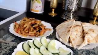 حميسة الخضروات سريعة التحظير , اكلات عراقيه ام زين IRAQI FOOD OM ZWIN