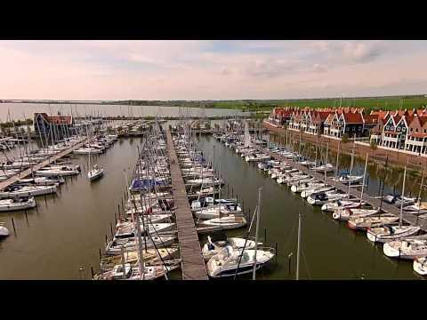 Jan Drone Marina Volendam