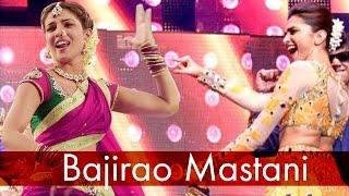 Priyanka Chopra & Deepika Padukone's DANCE FACEOFF in Bajirao Mastani