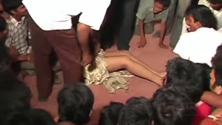 Andhra Hot Recording Dance 2016