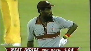 *FIRST FINAL* 1985 Australia v West Indies (World Series Cup ODI cricket @ SCG)