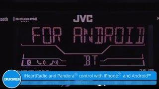 JVC Arsenal KW-R925BT Display and Controls Demo | Crutchfield Video