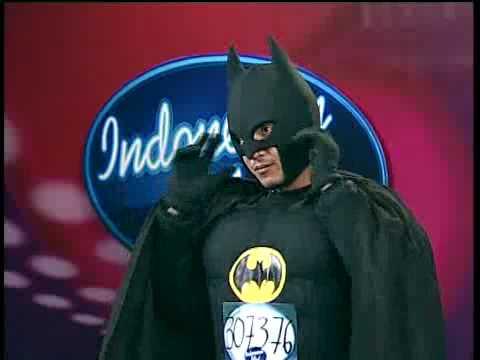 Desta Club 80's - Si Batman Nyasar Ikut Audisi Indonesian Idol 2010